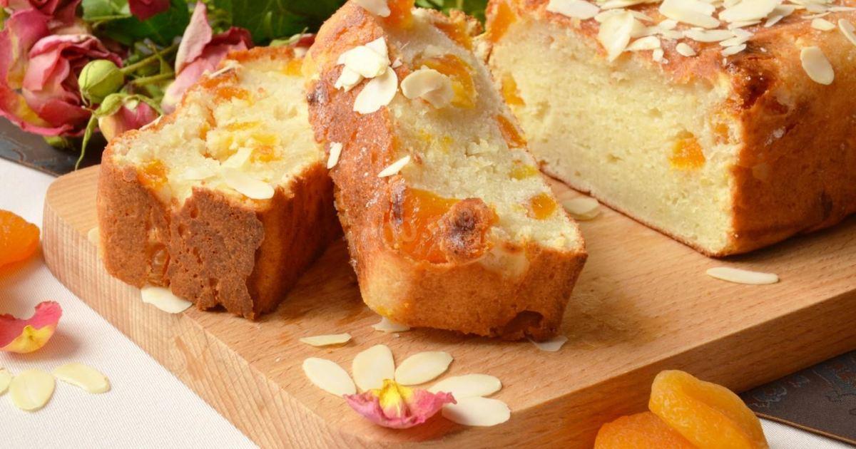 творожный кекс на сметане рецепт с фото пикник